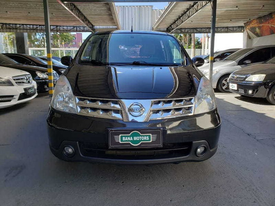 Nissan Livina Sl 1.6 16v Flex 4p