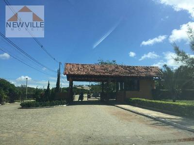 Terreno Residencial À Venda, Raiz Da Serra, Gravatá. - Te0020
