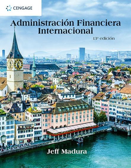 Administración Financiera Internacional Madura 2018 Cengage