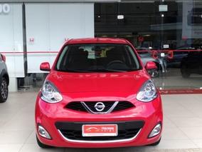 Nissan March Sv 1.0 12v Flex, Kwp8634
