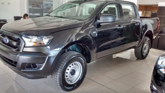 Ford Ranger Xl 2.2 Cabina Doble 4x2 0km As3