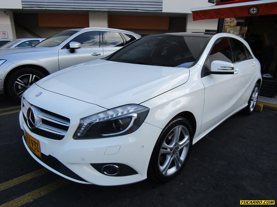 Mercedes Benz Clase A A 200 1.6 At