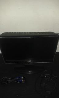 Monitor Lcd Pc 15,4 Pulgadas Qbex Barato