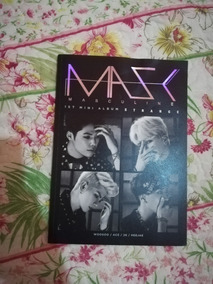 Álbum Strange - Masc (k-pop) [seminovo]