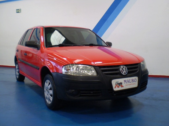 Volkswagen Gol 1.0 City Total Flex 4p Mauro Automóveis