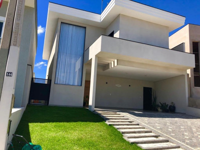Casa Com 3 Dormitórios À Venda, 256 M² Por R$ 1.480.000 - Quinta Das Atirias - Pq Eloy Chaves - Jundiaí/sp - Ca3236