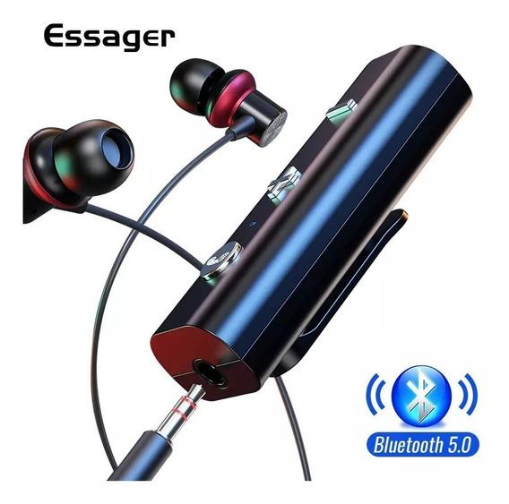 Receptor Bluetooth Para Fone De Ouvido P2