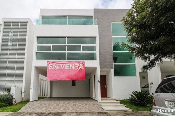 Casa En Venta En Puebla Blanca, Lomas De Angelópolis