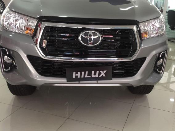 Toyota Hilux Sr 2.7 Flex 4x2 Cd 4p Automático 0km2020