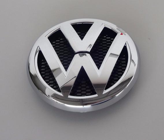 Emblema Dianteiro Amarok 10/17 Original Volkswagen