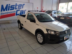 Volkswagen Saveiro Robust 1.6 Msi Cs (flex) Flex Manual