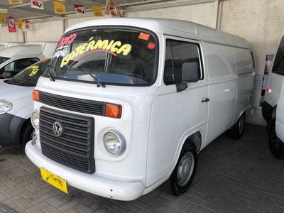 Volkswagen Kombi Furgao 1.4mi(totalflex) 4p