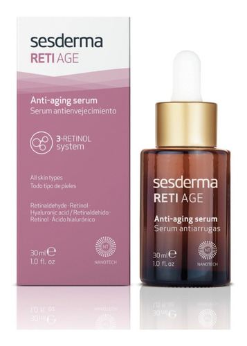 Retiage Antiaging Serum X 30ml