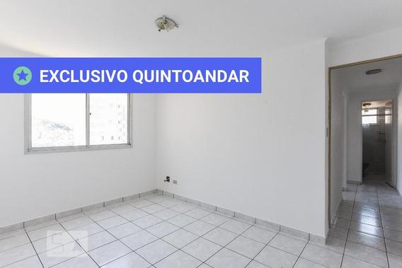 Apartamento No 13º Andar Com 2 Dormitórios E 1 Garagem - Id: 892945707 - 245707
