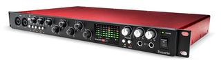 Tarjeta Interfaz Audio Focusrite Scarlett 18i20 Usada 2 Gen.
