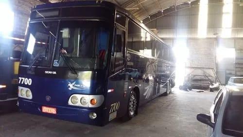 Onibus Rodoviario Cma Scania (estrelao)