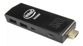 Mini Pc 64bit 2gb Ram 32gb Hd Wi-fi Hdmi Win10
