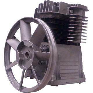 Cabezal Compresor 3 Hp 2 X 65 Mm Carter Aluminio Silverline
