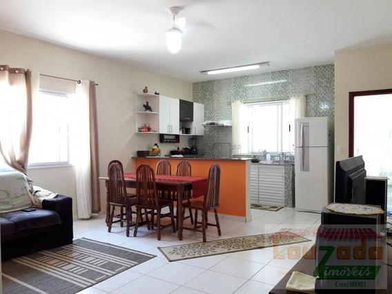 Casa Para Venda Em Peruíbe, Jardim Ribamar, 1 Dormitório, 1 Banheiro, 6 Vagas - 2565
