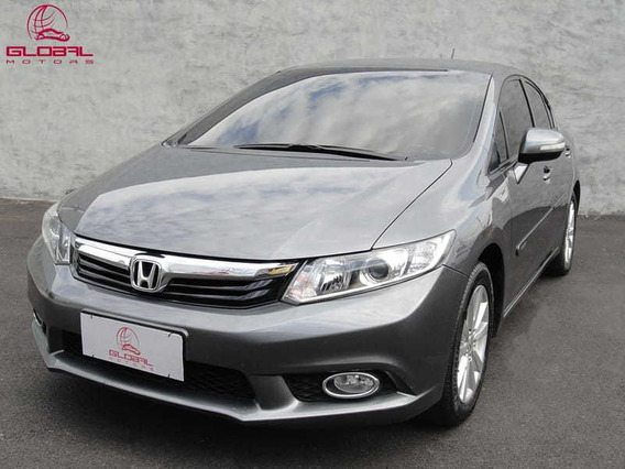Honda Civic Lxr 2.0 16v Flex Aut. 2014