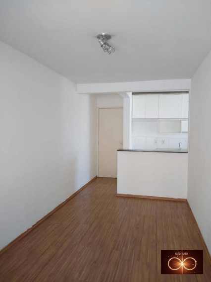 Apartamento Com 2 Dormitórios Para Alugar, 45 M² Por R$ 1.050,00/mês - Parque Munhoz - São Paulo/sp - Ap0073