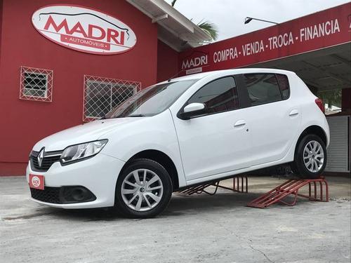 Renault Sandero Expression Hi-power 1.6 8v