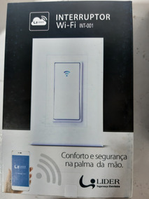 Interruptor Via Internet