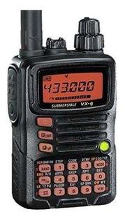 Transceptor De Radio Aficionado Sumergible De Tres Bandas Ya