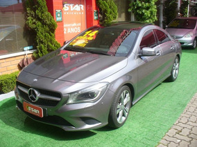 Mb Cla 200 1.6 Turbo 1edition 2014 Starveiculos