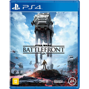 Ps4 Jogo Star Wars Battlefront (semi-novo)