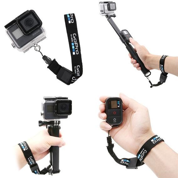 Alça De Mão E Pulso Para Câmeras De Ação Gopro Black Session