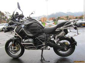 Bmw R1200gs Adventure Triple Black K51
