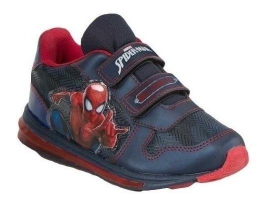Tenis Casual Spiderman 2722 820926 Urb 820926