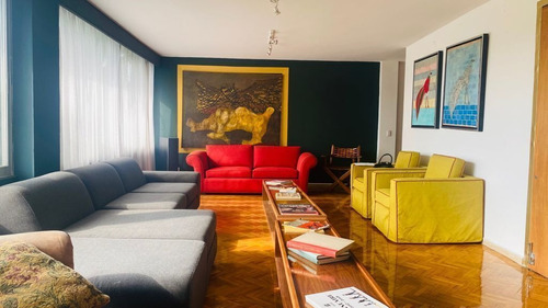 Imagen 1 de 29 de Penthouse En Renta En Amsterdam, Condesa 2 Niveles