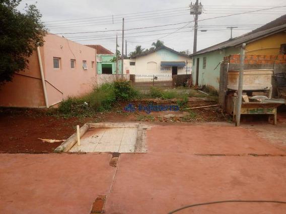 Terreno À Venda, 130 M² Por R$ 50.000,00 - Centro - Rancho Alegre/pr - Te0170