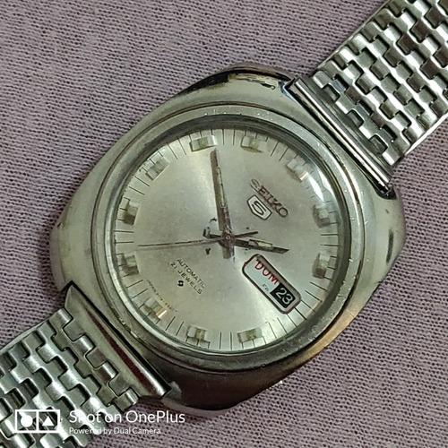 Relógio Seiko. Aço  Pulseira Original Japan Made