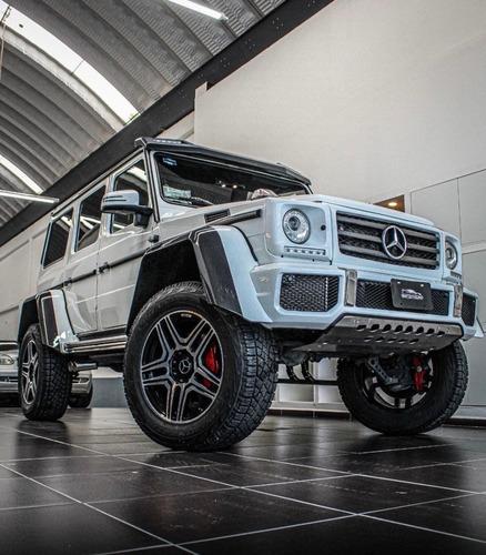 Imagen 1 de 11 de Mercedes-benz Clase G 5.5l 500 4x4 At