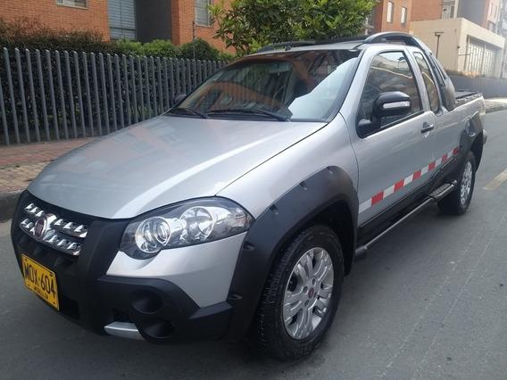 Fiat Strada Adventure Locker 1800 Cc M/t Aa 2011