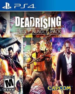 Dead Rising Trilogy ~ Ps4 Digital Español
