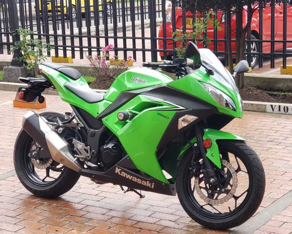 Ninja 250 Kawasaki