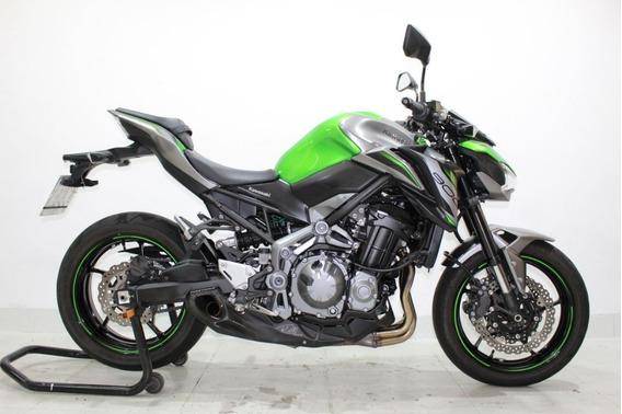Kawasaki Z 900 2019 Verde