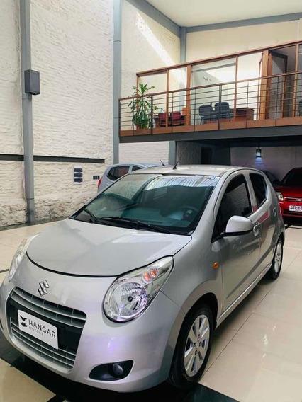 Suzuki Celerio Glx 50%financiado Permuto Hangar Motors
