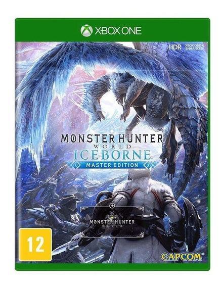 Jogo Monster Hunter World Iceborne Master Edition - Xbox One