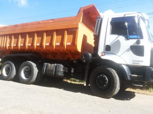 Ford Cargo 2628 Caçamba Traçado