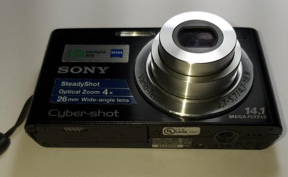 Câmera Fotográfica/filmadora Sony Cyber-shot 14.1