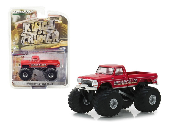 Greenlight Kings Of Crunch 1979 Ford F-350 High Roller 1:64