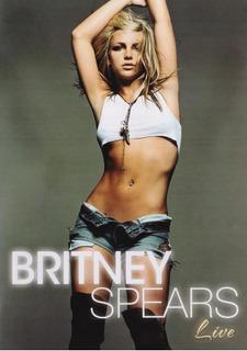 Britney Spears Live Concierto Dvd