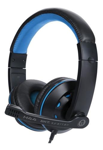 Imagen 1 de 5 de Auricular Gamer Spartan Bkt H44 C/micrófono Ps4-tablet-xbox