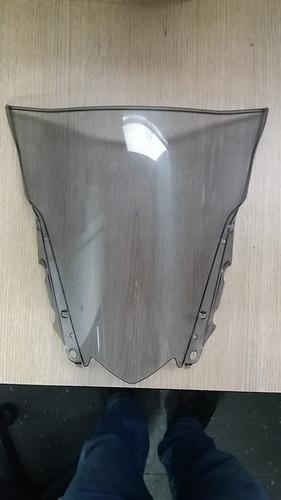 Parabrisa Esportivo Bolha Yzf R3 Original Usado Yamaha