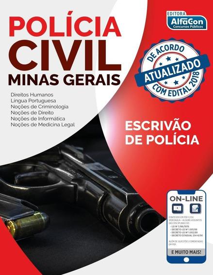 Polícia Civil De Minas Gerais - Pc Mg